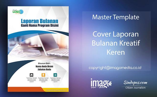 Desain-Cover-Laporan-Bulanan-Kreatif-Keren