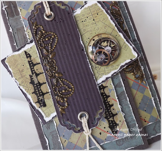 Crafty Cardmakers Challenge #190 - For a Special Man/Boy or Father's Day