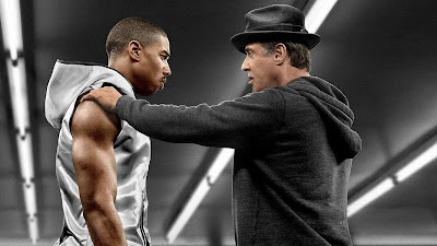 creed 2 michael b jordan and Sylvester Stallone images