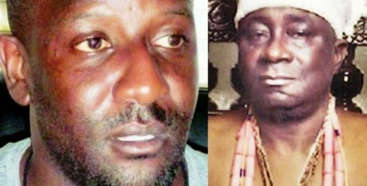 I Will Drag Oba Of Lagos To ICC Says Josef Onoh's Son