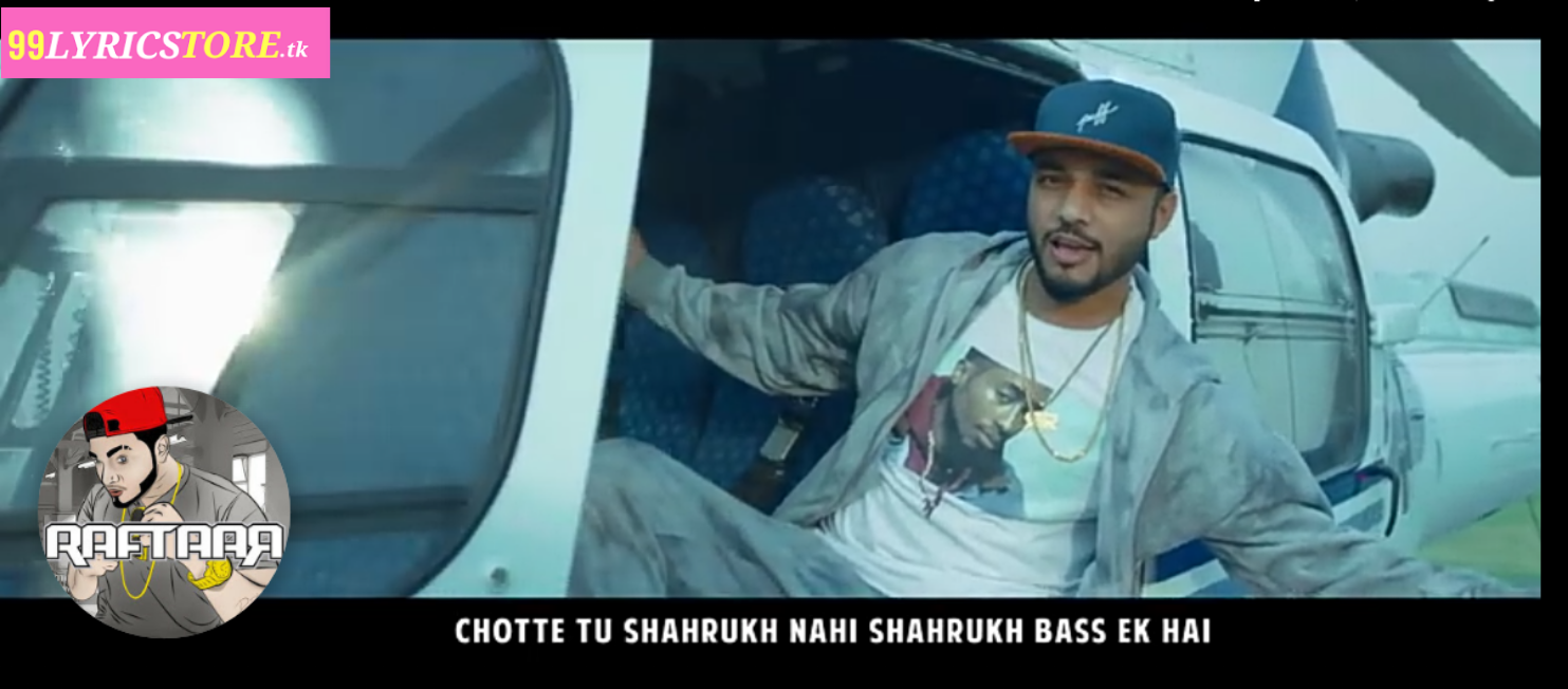 RAFTAAR song lyrics, RAFTAAR rap, latest rap song 2018