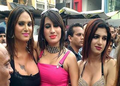 kinner, transgenders