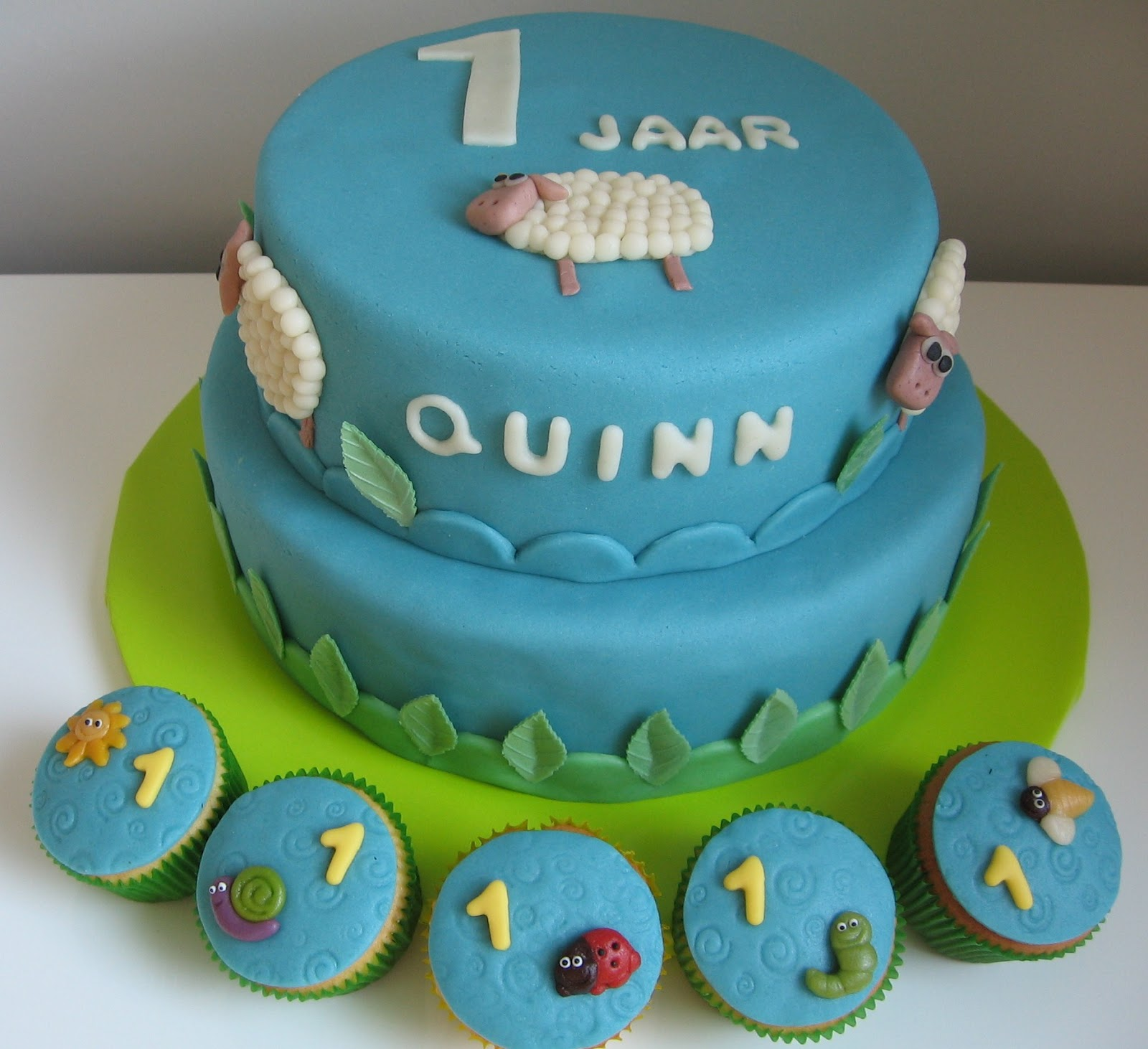 taart 1 jaar maken Verjaardagstaart 1 Jaar Maken   ARCHIDEV taart 1 jaar maken