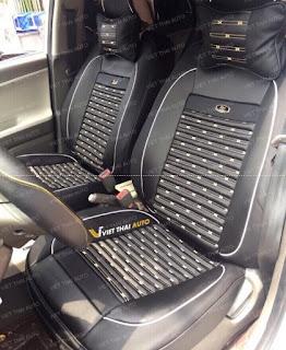 Áo ghế ô tô mẫu 4
