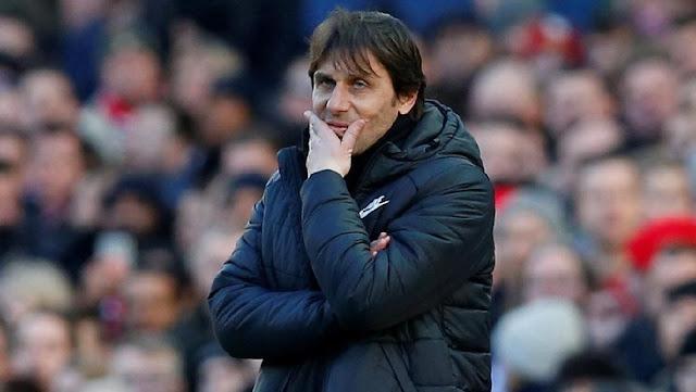 'Conte Paling Pas untuk Bangkitkan Madrid'