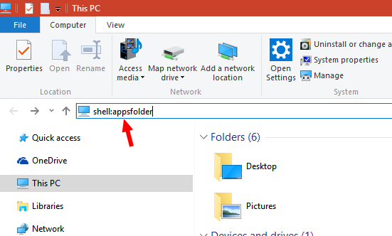 How To Run Command From Windows Explorer