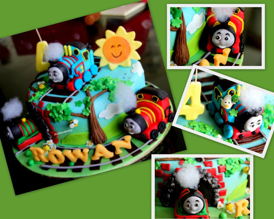 Aimummy Thomas And Friends Theme