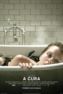 """Poster do filme """"A Cura"""""""
