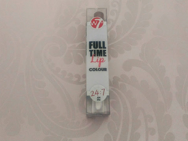 W7 Full Time Lip Colour!*