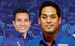 UMNO Mula Mempertahankan Najib