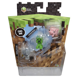 Minecraft Series 1 Skeleton Mini Figure