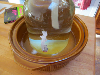 how to make fermented wheat germ