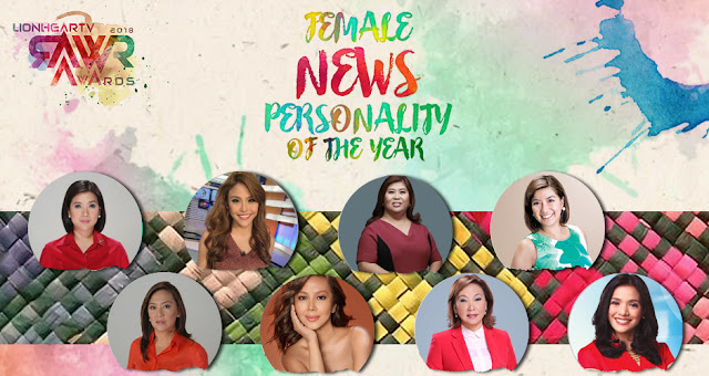 female news personality