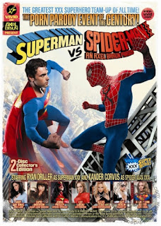 Superman vs. SpiderMan XXX: An Axel Braun Parody (2012)