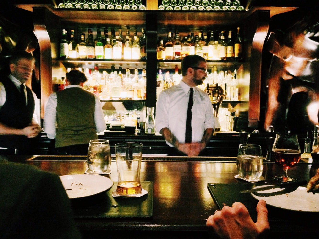 a restaurant manager's perspective