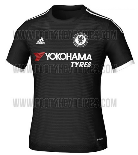 Chelsea 2015-16 third jersey