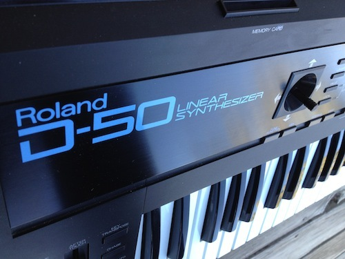 MATRIXSYNTH: Roland D50 Classic Synthesizer with Original