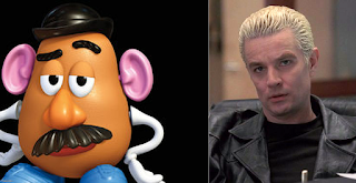 Potato Head/Spike
