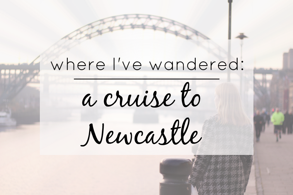 cruise to newcastle dfds