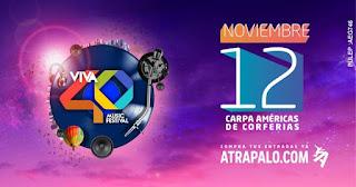 Festival Viva 40 Music Festival 2017 3