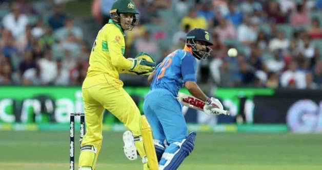 India beat Australia in Second one-day match