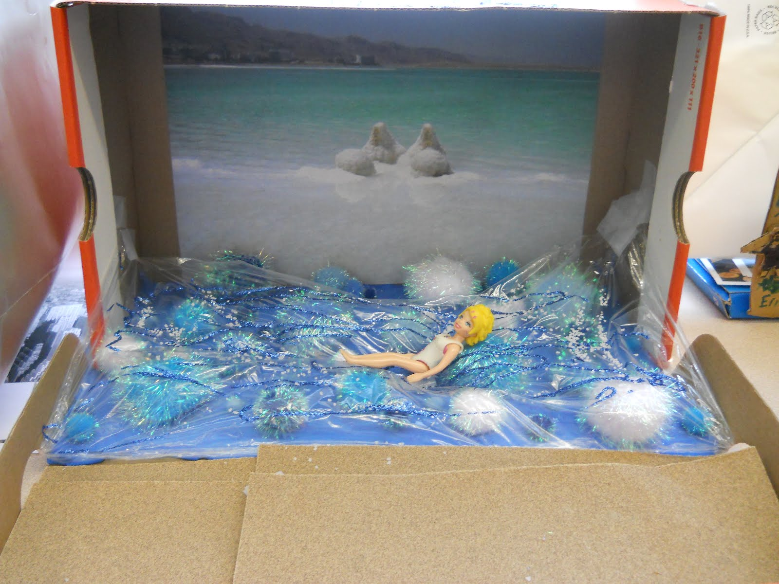 Ms Cheston S 5th Grade First Geography Projects This Week