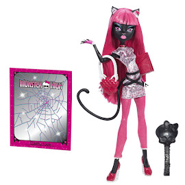 MH New Scaremester Catty Noir Doll