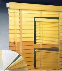 wooden blind murah
