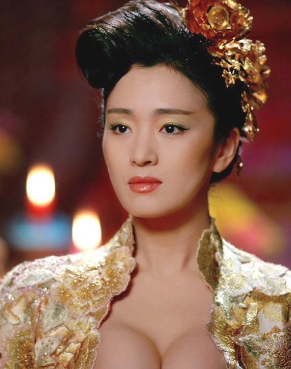 10 artis china tercantik tahun 2016   berbagi 10