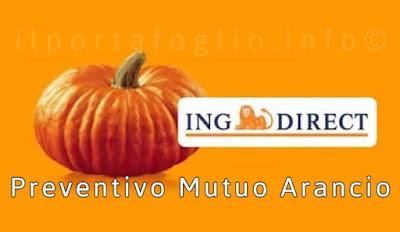 preventivo mutuo arancio