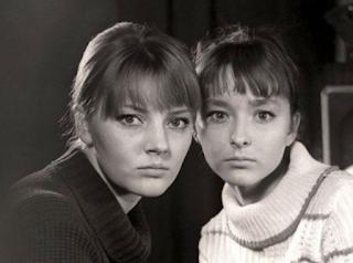 Вертинские Анастасия и Марианна фото