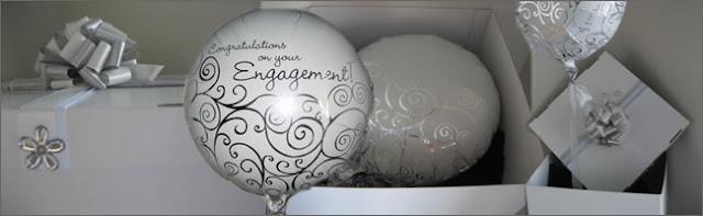 Balon Foil Didalam Box