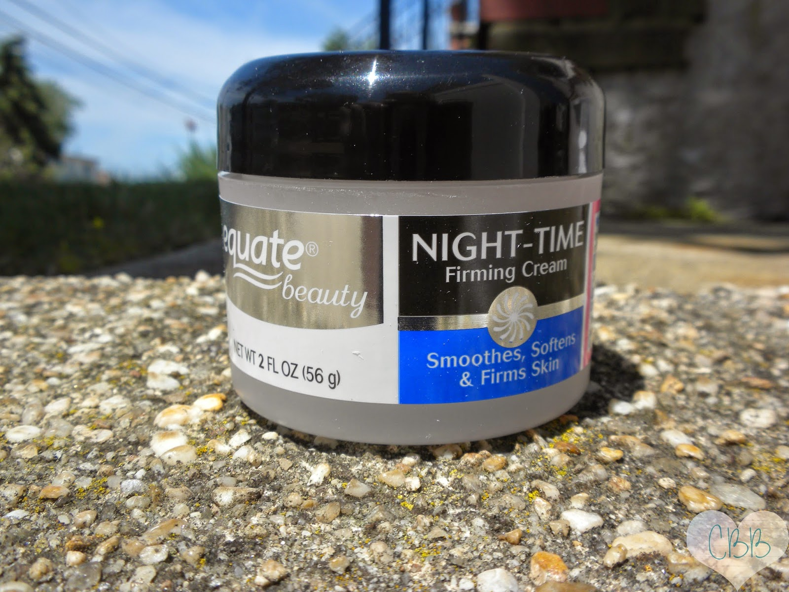 EQUATE Night Firming Cream ($4.67 for 2oz)