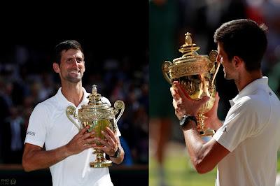 Djokovic vô địch wimbledon