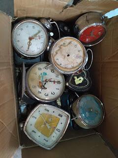 Dijual Jam Weker Antik...