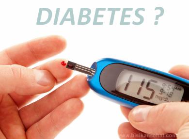 Cara Alami Megatasi Diabetes (Kencing Manis) Versi Bisikan Sehat
