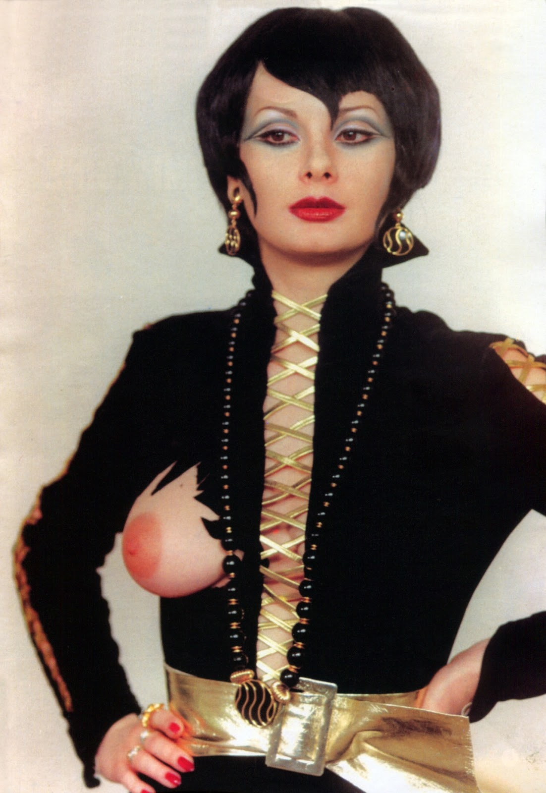 Costume of Provocation Edwige Fenech