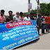 নোয়াখালীতে ১০ দফা দাবিতে দুগ্ধ খামারিদের মানববন্ধন
