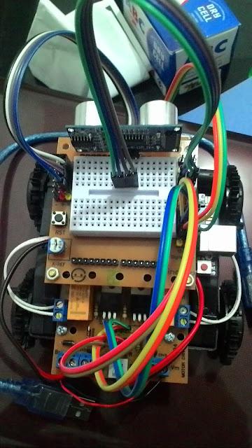 Cara Membuat Robot Sederhana