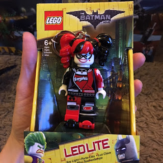 LEGO Batman LED Keyring