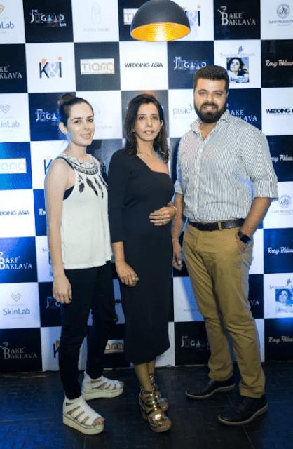 Niketa Sehgal & Rosy Ahluwalia & Atul batra