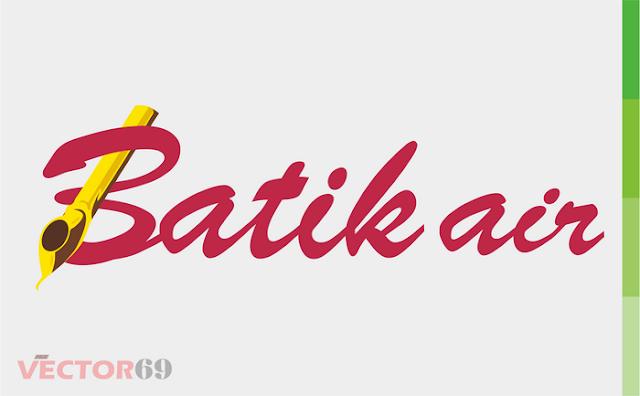 Logo Batik Air - Download Vector File CDR (CorelDraw)