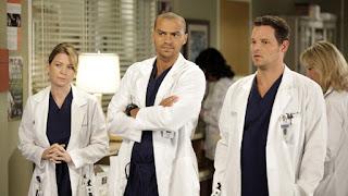 Los Lunes Seriéfilos Grey´s Anatomy Temporada 12