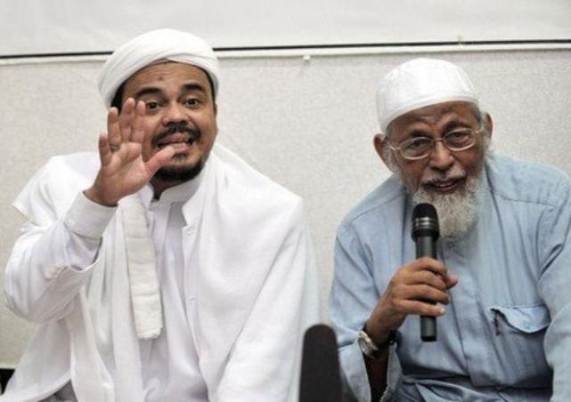 Aktivis Ini Minta Polri Supaya Tidak Bertele Tele Garap Kasus Habib Rizieq Secepatnya