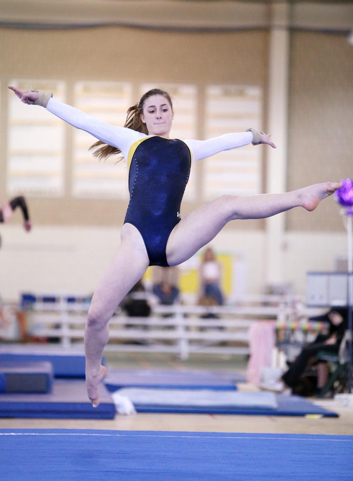 Mark Kodiak Ukena Ihsa Lake County Girls Gymnastics At