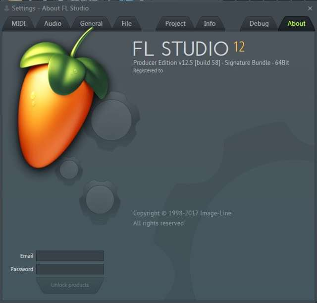 FL Studio Producer Edition Versión 12.5
