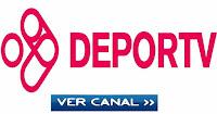 Ver DeporTV en vivo por internet