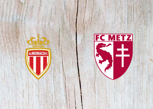 Monaco vs Metz - Highlights 22 January 2019