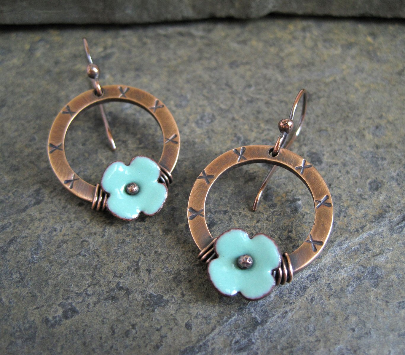 Silver Jewellery Course and New Earrings