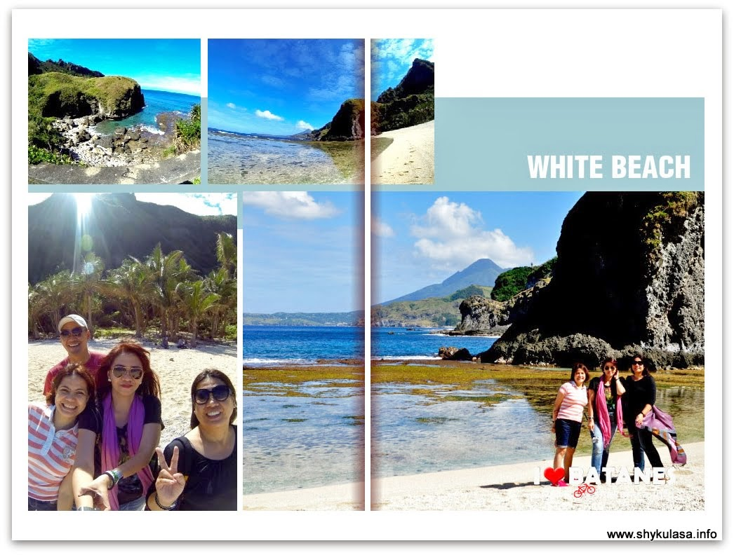 HOMORON WHITE BEACH, Batanes